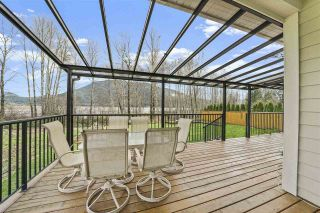 "Photo 22: 44 14500 MORRIS VALLEY Road in Mission: Lake Errock House for sale in ""Eagle Point Estates"" : MLS®# R2527456"