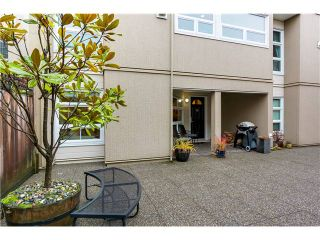 """Photo 14: 17 1350 W 6TH Avenue in Vancouver: Fairview VW Townhouse for sale in """"PEPPER RIDGE"""" (Vancouver West)  : MLS®# V1094949"""