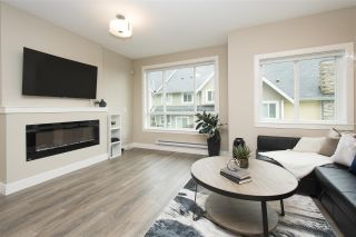 """Photo 2: 103 1405 DAYTON Street in Coquitlam: Burke Mountain Townhouse for sale in """"ERICA"""" : MLS®# R2311319"""