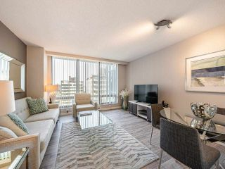Photo 3: 2407 1288 W GEORGIA STREET in Vancouver: West End VW Condo for sale (Vancouver West)  : MLS®# R2566054