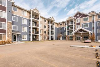 Photo 1: 106 4008 SAVARYN Drive in Edmonton: Zone 53 Condo for sale : MLS®# E4236338