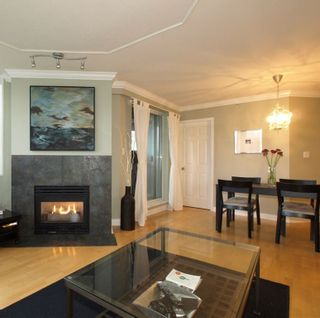 """Photo 2: 101 3629 DEERCREST Drive in North Vancouver: Roche Point Condo for sale in """"DEERFIELD AT RAVENWOODS"""" : MLS®# V803424"""