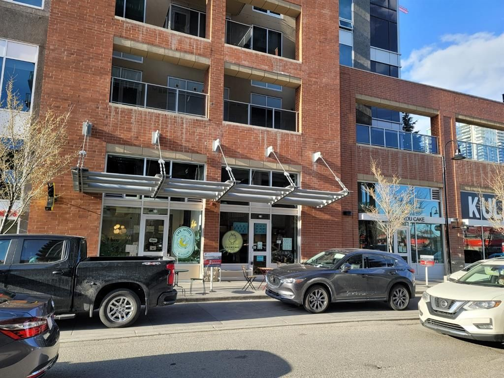 Main Photo: 224-228 14 Avenue SE in Calgary: Beltline Retail for lease : MLS®# A1099564