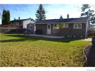 Photo 18: 11 Lismer Crescent in Winnipeg: Westdale Residential for sale (1H)  : MLS®# 1628615