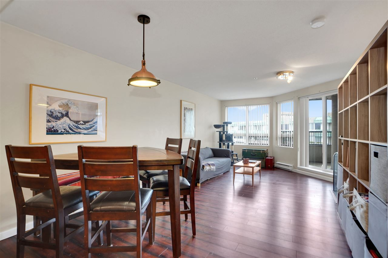 """Main Photo: A317 2099 LOUGHEED Highway in Port Coquitlam: Glenwood PQ Condo for sale in """"SHAUGHNESSY SQUARE"""" : MLS®# R2555726"""