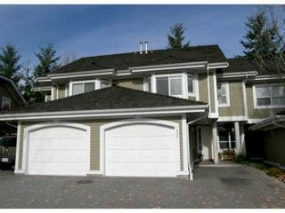 Photo 1: 11 650 ROCHE POINT Drive in North Vancouver: Roche Point Townhouse for sale : MLS®# V819235
