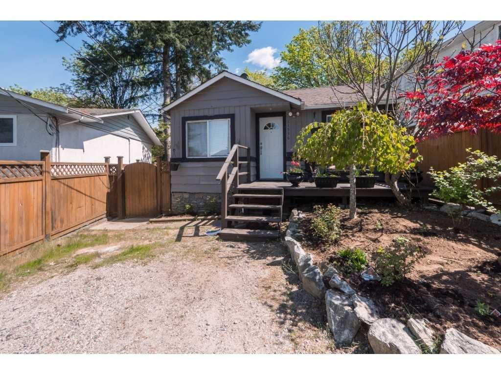 Main Photo: 11536 141A Street in Surrey: Bolivar Heights House for sale (North Surrey)  : MLS®# R2364887