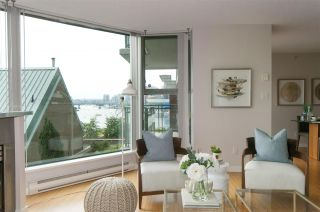 Photo 6: 604 1128 QUEBEC STREET in Vancouver: Mount Pleasant VE Condo for sale (Vancouver East)  : MLS®# R2171063