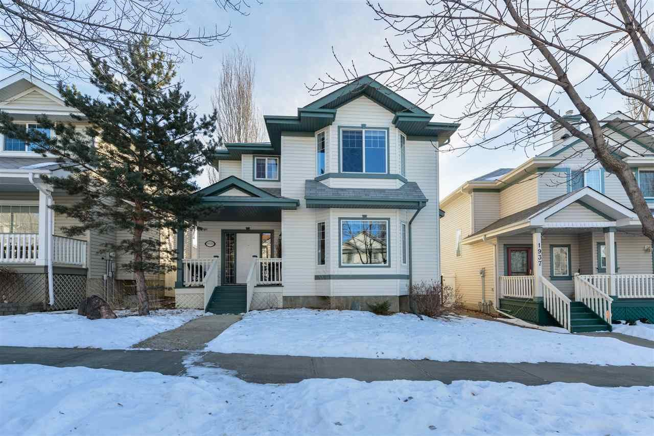 Main Photo: 1933 TOMLINSON Crescent in Edmonton: Zone 14 House for sale : MLS®# E4224569