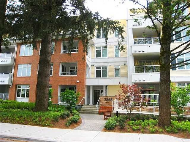 "Main Photo: 403 2368 MARPOLE Avenue in Port Coquitlam: Central Pt Coquitlam Condo for sale in ""RIVER ROCK LANDING"" : MLS®# V1125323"