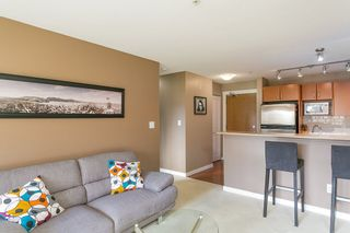 """Photo 3: 314 4723 DAWSON Street in Burnaby: Brentwood Park Condo for sale in """"COLLAGE BY POLYGON"""" (Burnaby North)  : MLS®# R2149992"""
