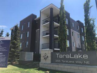 Photo 1: 420 355 Taralake Way NE in Calgary: Taradale Apartment for sale : MLS®# A1116079