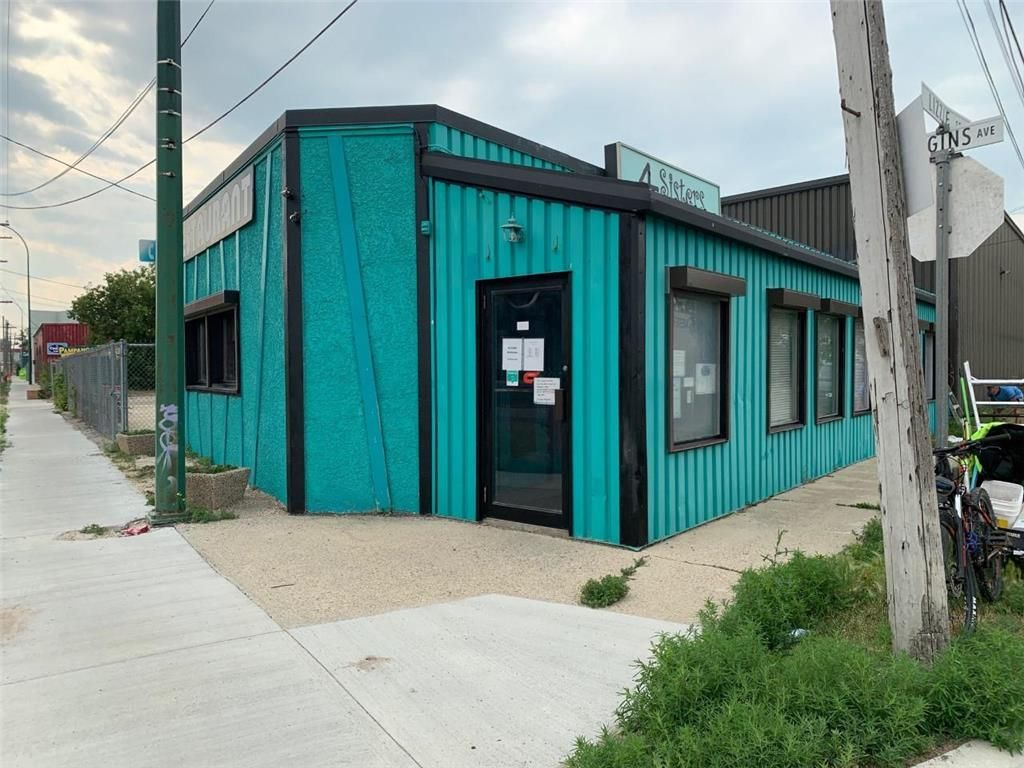 Main Photo: 342 Higgins Avenue in Winnipeg: Chinatown Industrial / Commercial / Investment for sale (9A)  : MLS®# 202117503