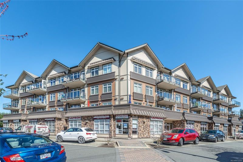 FEATURED LISTING: 405 - 2220 Sooke Rd