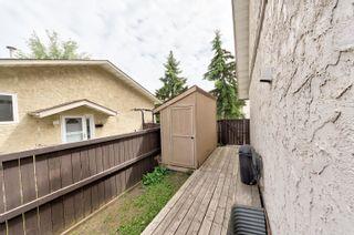 Photo 35: 18042 95A Avenue in Edmonton: Zone 20 House Half Duplex for sale : MLS®# E4248106