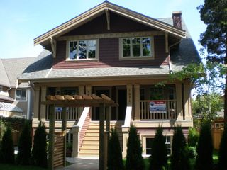 Photo 1: 1881 13TH Ave in Vancouver West: Kitsilano Home for sale ()  : MLS®# V767496