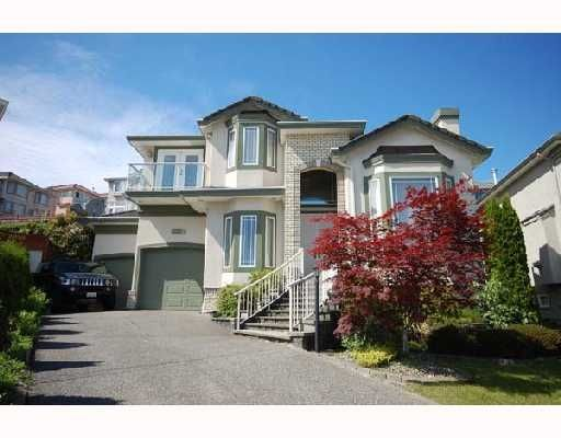 Main Photo: 1572 Purcell Drive in Coquitlam: Westwood Plateau House for sale