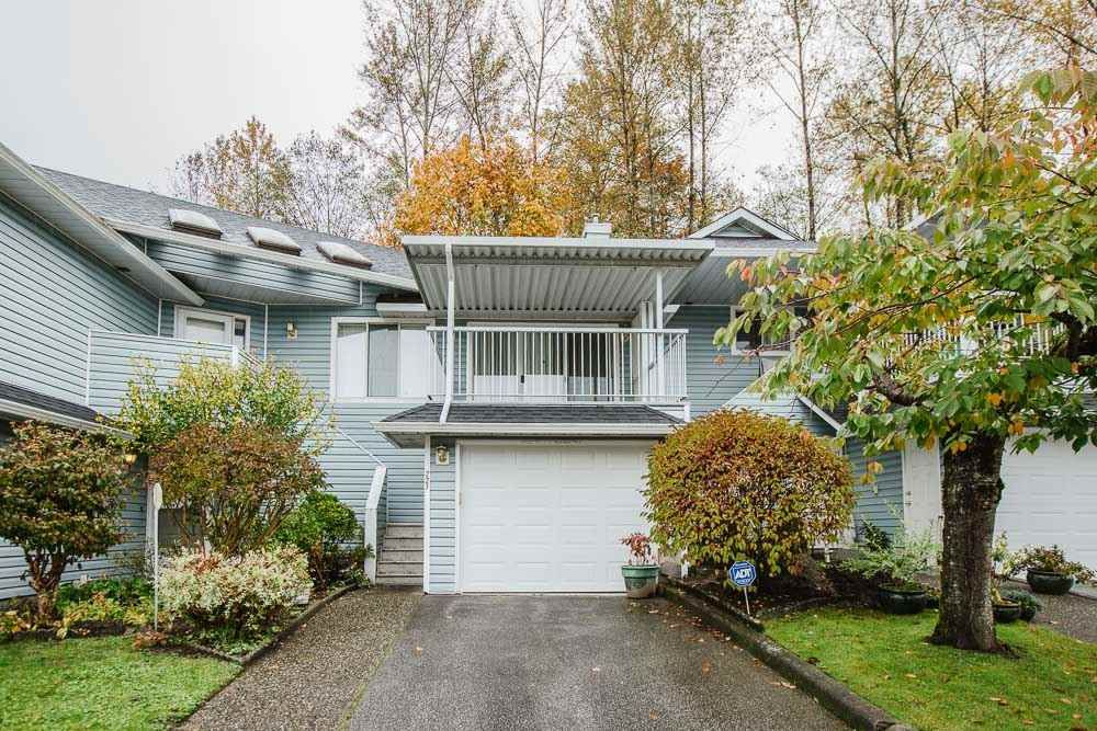 "Main Photo: 227 22555 116 Avenue in Maple Ridge: East Central Townhouse for sale in ""Hillside at Fraserview Village"" : MLS®# R2511819"