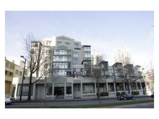 """Photo 2: A401 431 PACIFIC Street in Vancouver: Downtown VW Condo for sale in """"PACIFIC POINT"""" (Vancouver West)  : MLS®# V823028"""