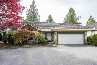 """Photo 1: 11 4001 OLD CLAYBURN Road in Abbotsford: Abbotsford East Townhouse for sale in """"Cedar Springs"""" : MLS®# R2575947"""
