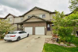 Photo 2: 57 HARTWICK Loop: Spruce Grove House Half Duplex for sale : MLS®# E4249161