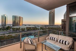 Photo 12: DOWNTOWN Condo for sale : 2 bedrooms : 550 Front St #701 in San Diego