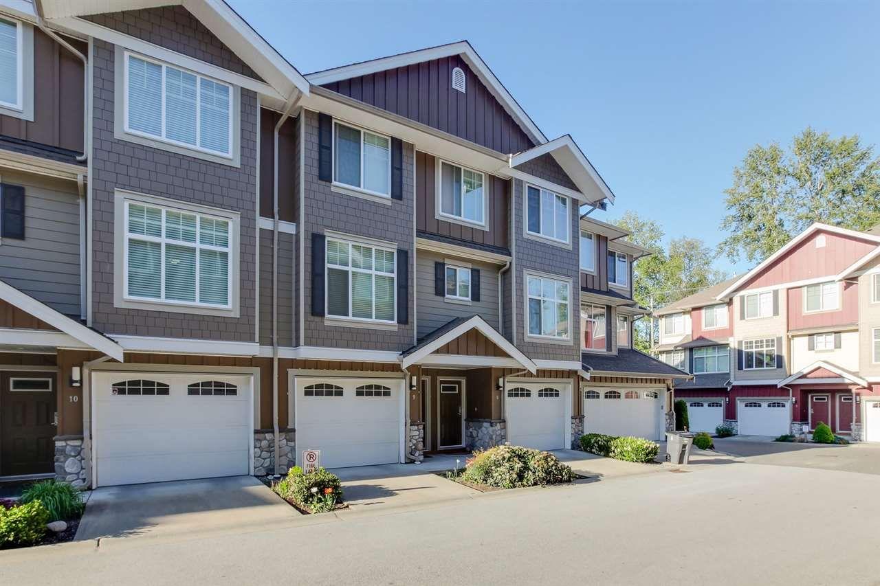 "Main Photo: 8 3009 156 Street in Surrey: Grandview Surrey Townhouse for sale in ""KALLISTO"" (South Surrey White Rock)  : MLS®# R2280196"