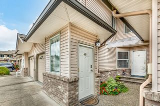 """Photo 4: 46 19060 FORD Road in Pitt Meadows: Central Meadows Townhouse for sale in """"REGENCY COURT"""" : MLS®# R2615895"""