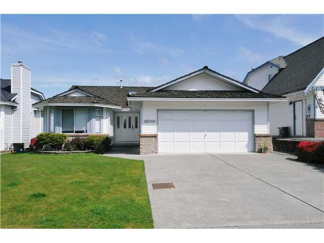 """Main Photo: 19590 SOMERSET Drive in Pitt Meadows: Mid Meadows House for sale in """"SOMERSET"""" : MLS®# V838691"""