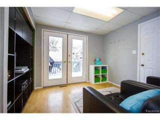Photo 12: 304 Arnold Avenue in Winnipeg: Fort Rouge Residential for sale (1Aw)  : MLS®# 1700584