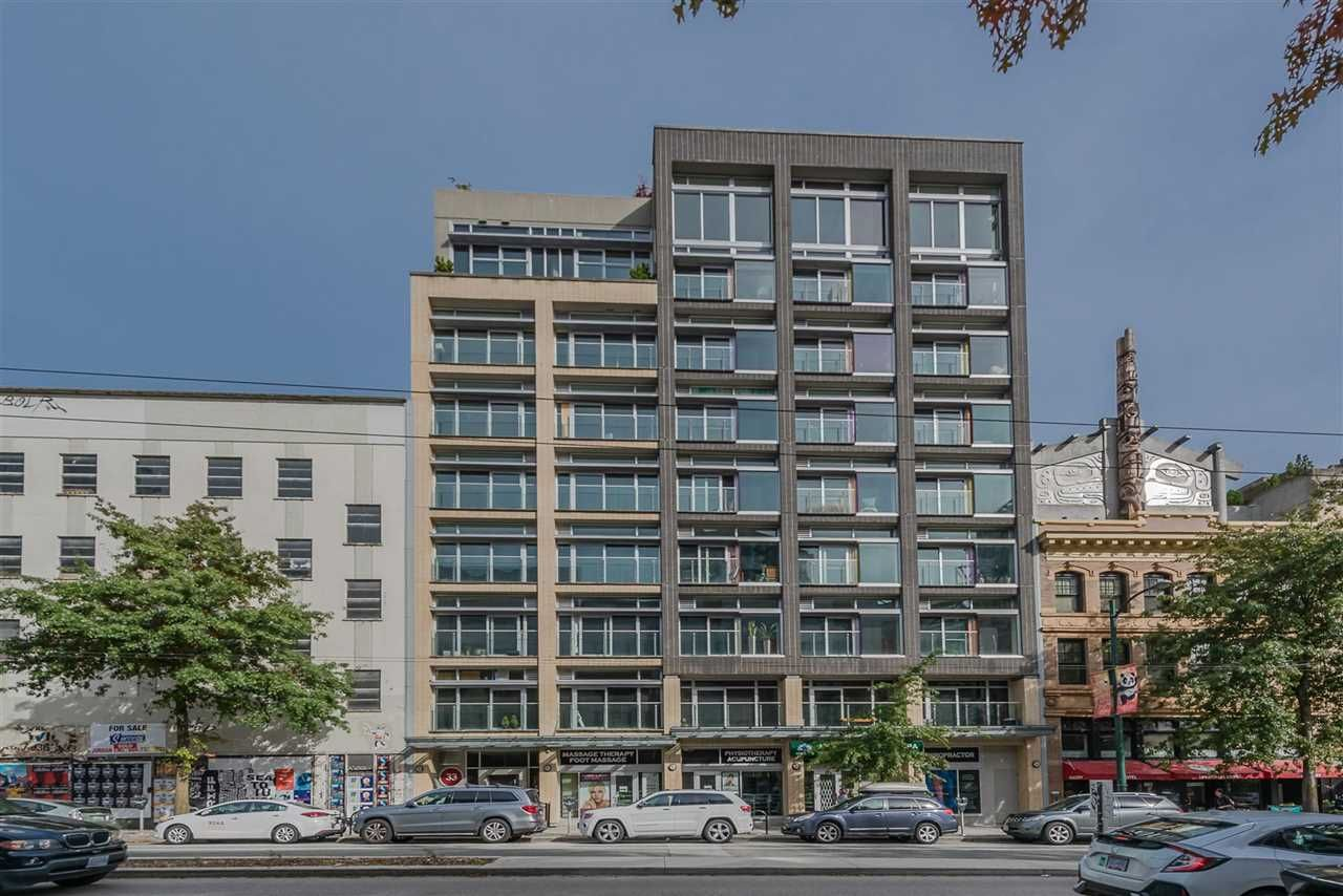 "Main Photo: 801 33 W PENDER Street in Vancouver: Downtown VW Condo for sale in ""33 Living"" (Vancouver West)  : MLS®# R2373850"