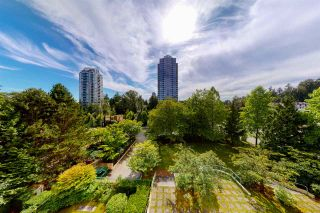 "Photo 1: 402 7108 EDMONDS Street in Burnaby: Edmonds BE Condo for sale in ""Parkhill"" (Burnaby East)  : MLS®# R2506838"