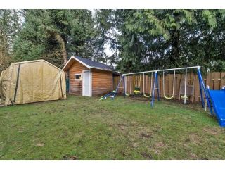 Photo 19: 3379 HENDON Street in Abbotsford: Abbotsford East House for sale : MLS®# F1432520
