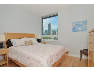 Photo 8: # 1206 638 BEACH CR in Vancouver: Yaletown Condo for sale (Vancouver West)  : MLS®# V1125146