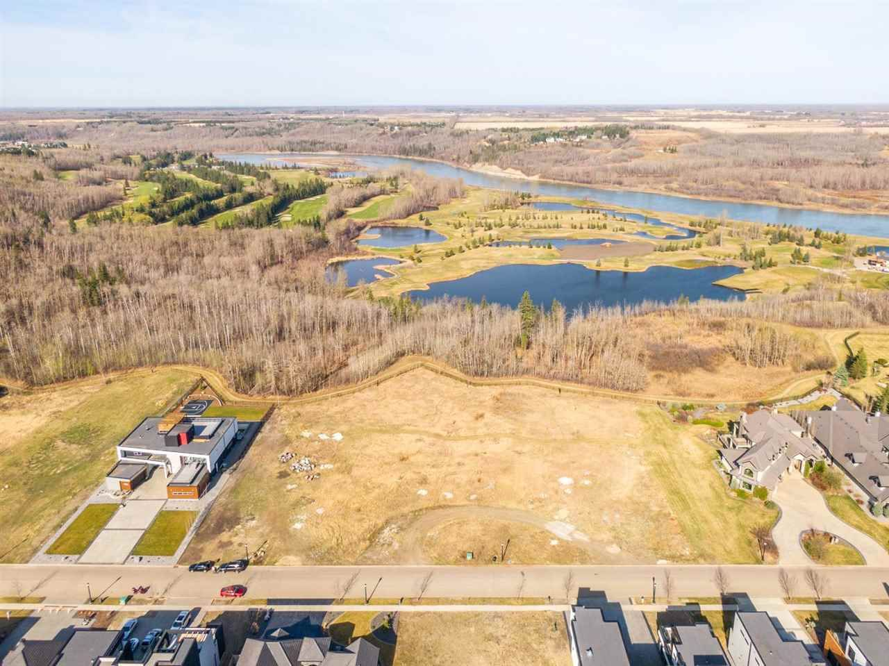 Main Photo: 32 WINDERMERE Drive in Edmonton: Zone 56 Vacant Lot for sale : MLS®# E4243808