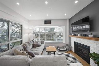 """Photo 4: 306 2216 W 3RD Avenue in Vancouver: Kitsilano Condo for sale in """"Radcliffe Point"""" (Vancouver West)  : MLS®# R2554629"""