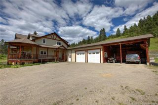 Photo 36: 49 Albers Road, in Lumby: Agriculture for sale : MLS®# 10218572