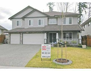 "Photo 1: 11580 CREEKSIDE ST in Maple Ridge: Cottonwood MR House for sale in ""CREEKSIDE"" : MLS®# V524762"