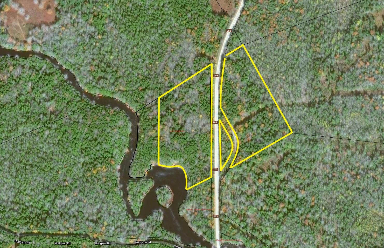 Main Photo: LOT 343(PART) No 203 Highway in Upper Ohio: 407-Shelburne County Vacant Land for sale (South Shore)  : MLS®# 202103113
