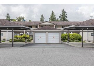 """Photo 1: 12 32821 6 Avenue in Mission: Mission BC Townhouse for sale in """"Maple Grove Manor"""" : MLS®# R2593158"""