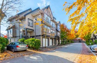 """Photo 1: 23 19448 68 Avenue in Surrey: Clayton Townhouse for sale in """"NUOVO"""" (Cloverdale)  : MLS®# R2413880"""