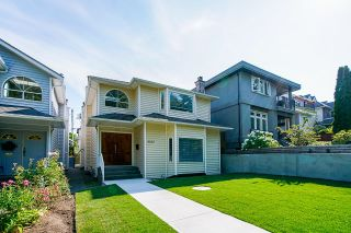 Main Photo: 4322 W 12TH Avenue in Vancouver: Point Grey House for sale (Vancouver West)  : MLS®# R2628837