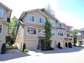 """Photo 1: 22 20966 77A Avenue in Langley: Willoughby Heights Townhouse for sale in """"NATURE'S WALK"""" : MLS®# R2370750"""