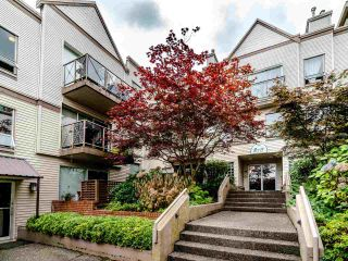 "Photo 2: 208 910 W 8TH Avenue in Vancouver: Fairview VW Condo for sale in ""The Rhapsody"" (Vancouver West)  : MLS®# R2487945"