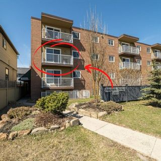 Main Photo: 302 2221 14 Street SW in Calgary: Bankview Apartment for sale : MLS®# A1102100