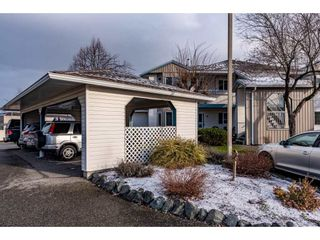 """Photo 22: 36 45435 KNIGHT Road in Chilliwack: Sardis West Vedder Rd Townhouse for sale in """"KEYPOINT VILLA"""" (Sardis)  : MLS®# R2537072"""