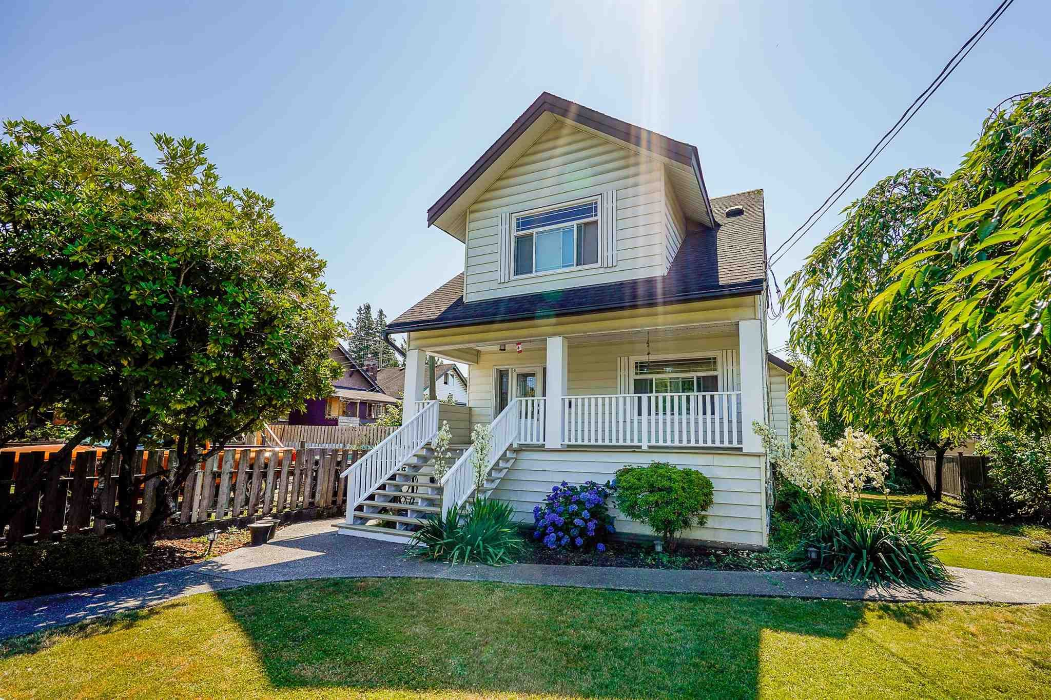 Main Photo: 1004 DUBLIN STREET in New Westminster: Moody Park House for sale : MLS®# R2601230