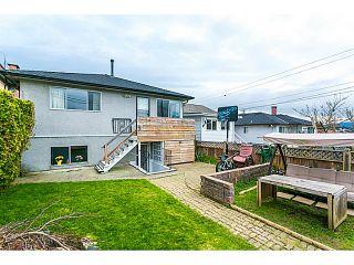 "Photo 18: 3128 E 1ST Avenue in Vancouver: Renfrew VE House for sale in ""RENFREW"" (Vancouver East)  : MLS®# V1108136"