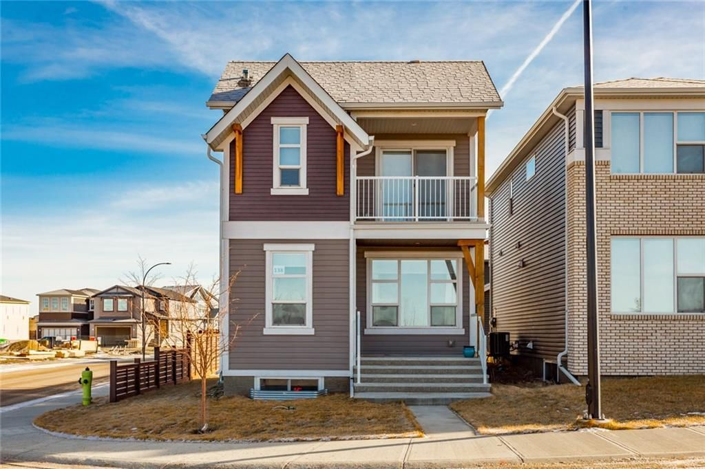 Main Photo: 138 Howse Drive NE in Calgary: Livingston Detached for sale : MLS®# A1084430