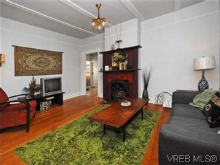 Photo 2: 322 Irving Rd in VICTORIA: Vi Fairfield East House for sale (Victoria)  : MLS®# 589580